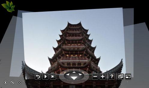 photosynth pagoda