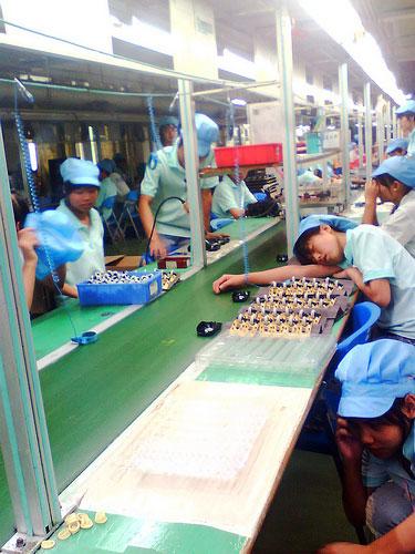 microsoft-007-Condizioni di lavoro in Cina