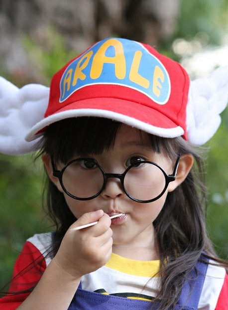 005Arale-cosplay