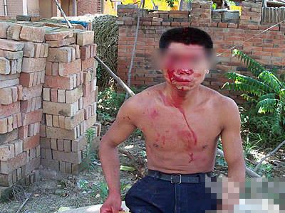 Mafia cinese violenta