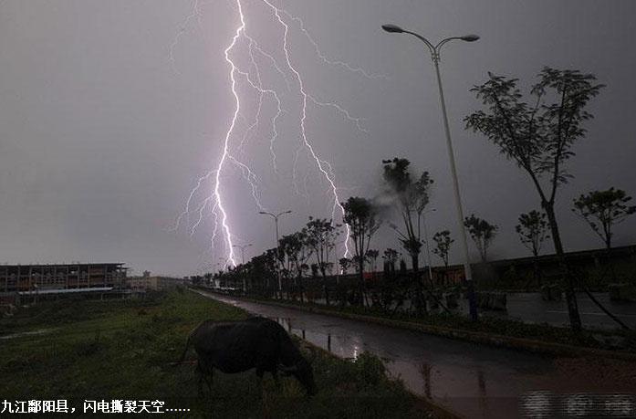 alluvioni-cina-2-Immagini di alluvioni in Cina