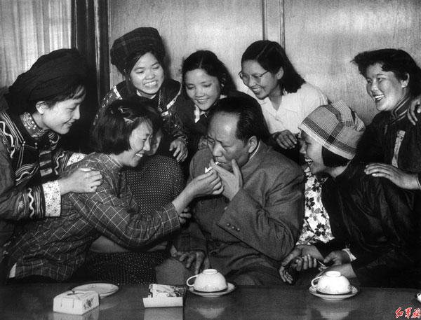mao e le donne