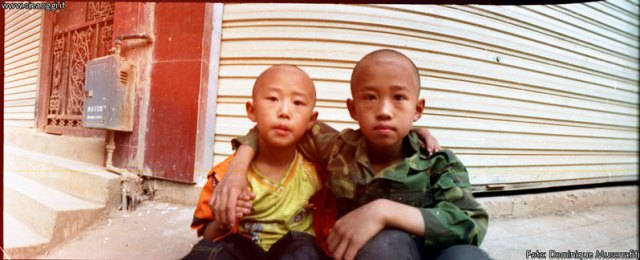 periferie cinesi - bambini cinesi