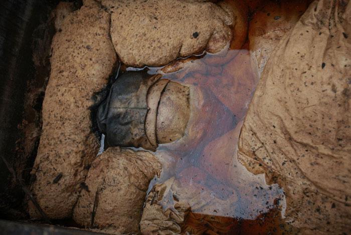mummia cinese dinastia Ming