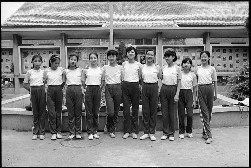 studentesse cinesi