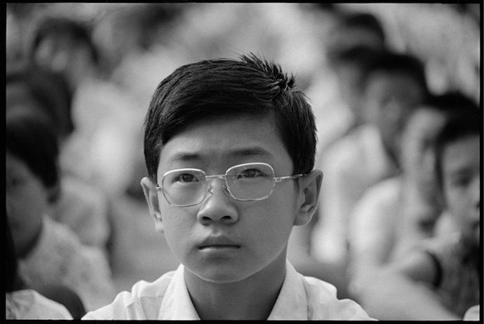 studente cinese