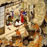 Demoni e mostri della Mitologia Cinese