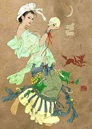 Huli jing, Gli spiriti delle volpi