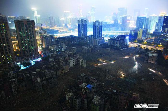 cina che scompare - villaggio yankei a guangzhou