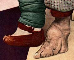 piedi piccoli