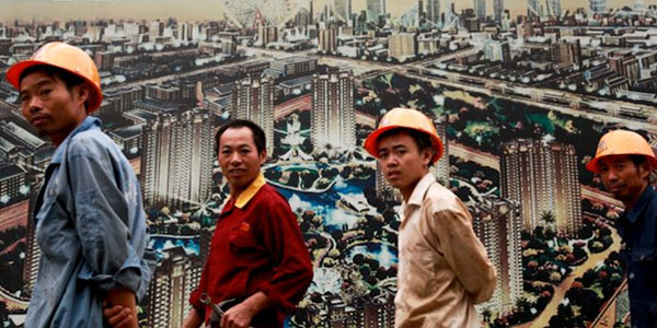 operai cinesi - stipendi cinesi