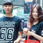 Fashionista: scatti per strada dalla Cina