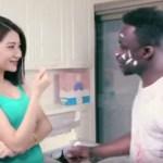 La incredibile pubblicità razzista di Qiaobi (copiata da Coloreria Italiana)