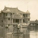 15 immagini rare delle devastanti inondazioni cinesi del 1931
