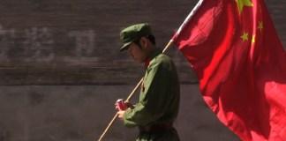 giovane patriota cinese