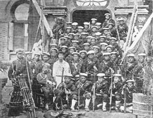 Soldati giapponesi