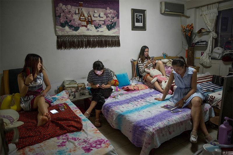 emergenza abitativa in Cina