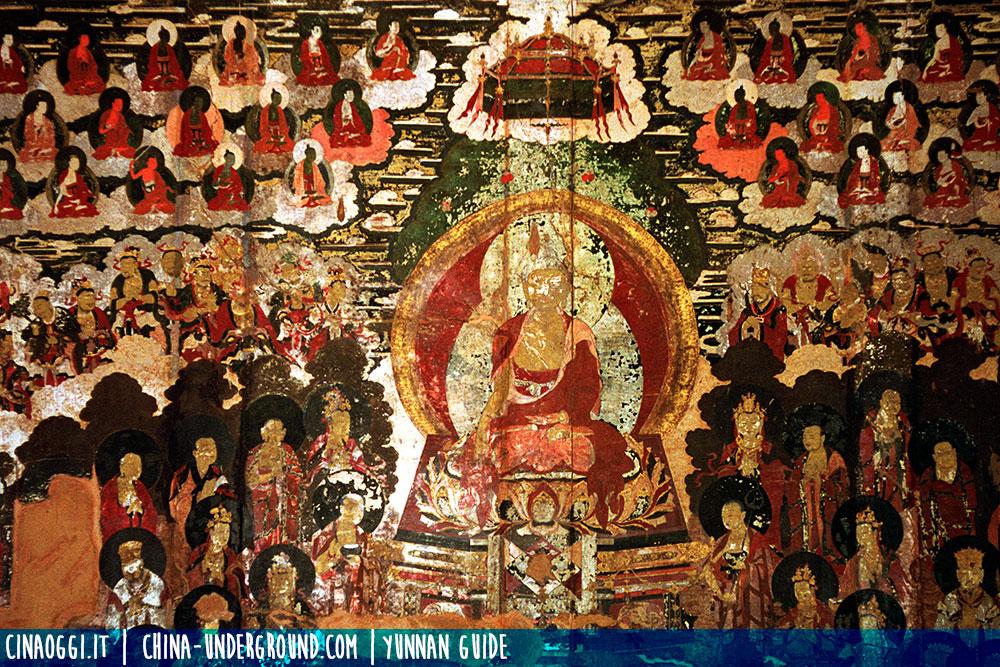 I murales di Baisha