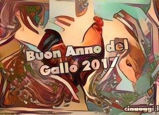Anno del Gallo 2017