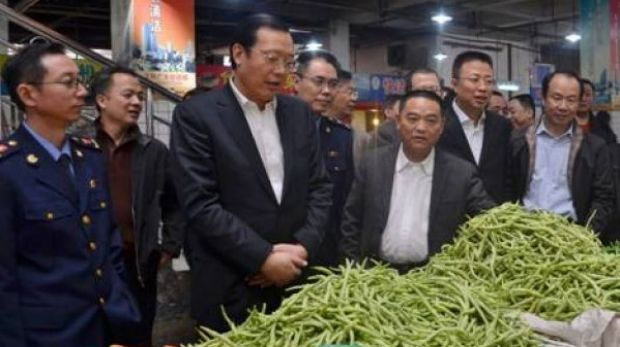 cinese spara al sindaco