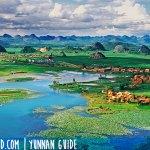 Viaggio a Wenshan, I paesaggi incantati di Puzhehai