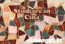 borse di studio per la Cina