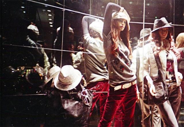 moda in Cina