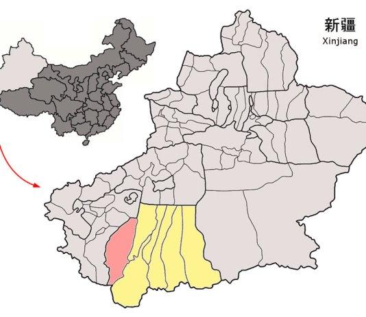attentato xinjiang