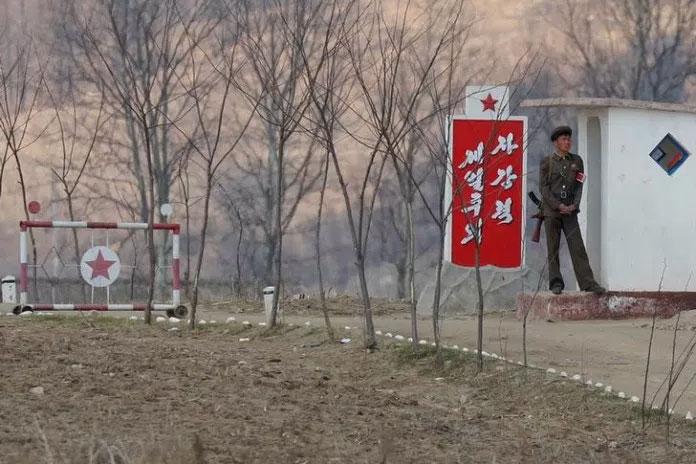 confine corea cina-profughi guerra nord corea