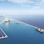 La Cina ha appena installato un gigantesco progetto solare galleggiante sulle acque ricavate da miniere abbandonate di carbone