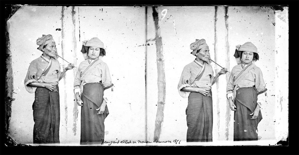 Donne Baksa, Formosa, 1871
