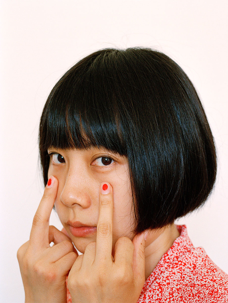 Red Nails (2014), © Pixy Liao