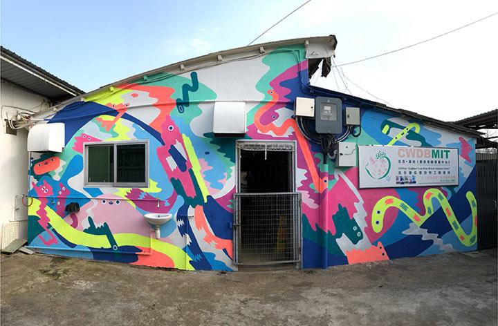 Fashion Designer Mural Artist Zoie Lam 5
