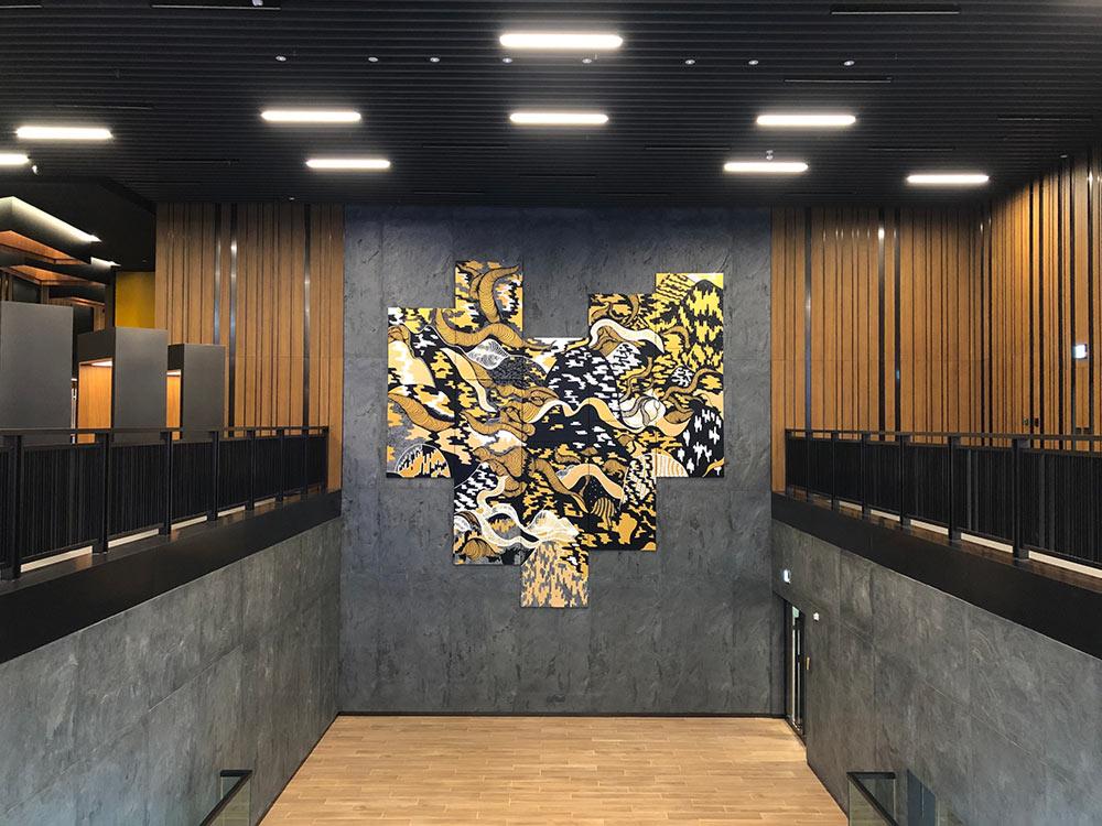 Fashion Designer Mural Artist Zoie Lam 8