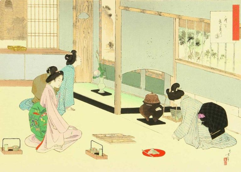Lo Zen e il minimalismo nellArte Orientale