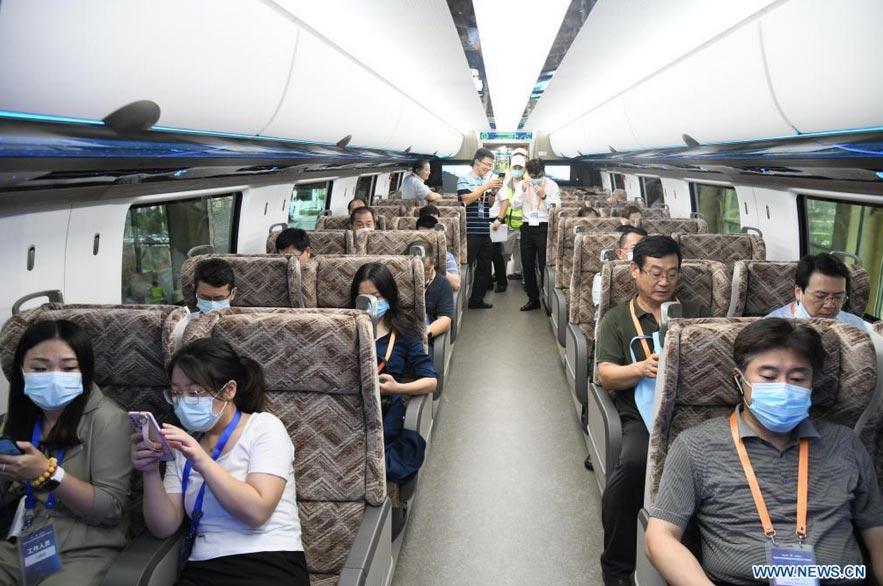 treno piu veloce del mondo 2