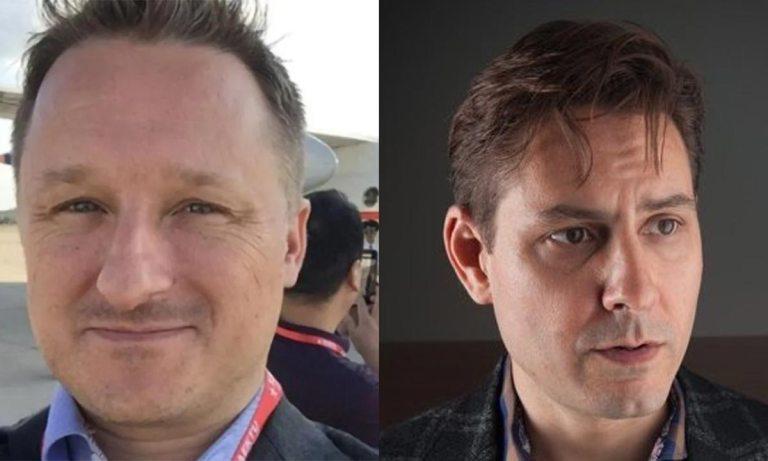 Cina libera Michael Kovrig e Michael Spavor