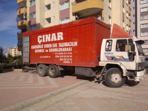 osmaniye evden eve tasimacilik kamyon2
