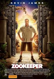 The Zookeeper move with Kevin James
