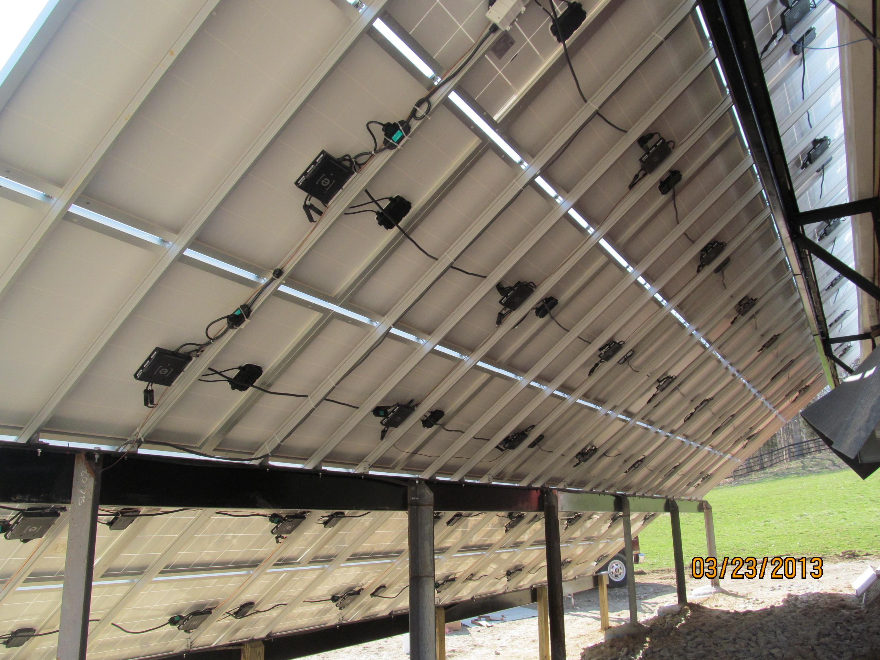 diy solar panel system wiring diagram 220v generator plug panels installation