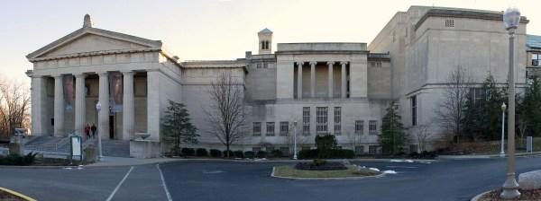 Beaux-arts Architecture In Cincinnati History Of Hamilton County Memorial Hall