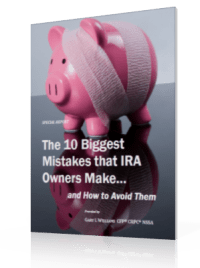 10 Biggest Mistakes that IRA Owners Make
