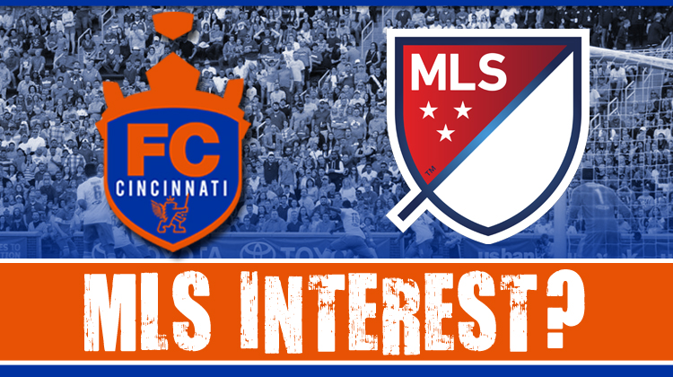 MLS Interested in Cincinnati