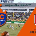 FC Cincinnati at Tampa Bay Rowdies – 7 Things to Know