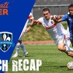 FC Cincinnati Defeats FC Montréal 2-0