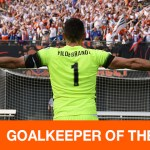 Mitch Hildebrandt Named USL Goalkeeper of the Year