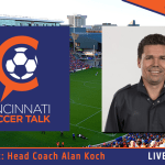 FC Cincinnati Head Coach Alan Koch to Visit CST