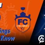Preseason – FC Cincinnati vs. Xavier: 5 Things to Know