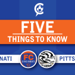 FC Cincinnati vs Pittsburgh Riverhounds FC: 5 Things to Know
