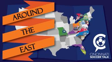 Around the East – Week 5